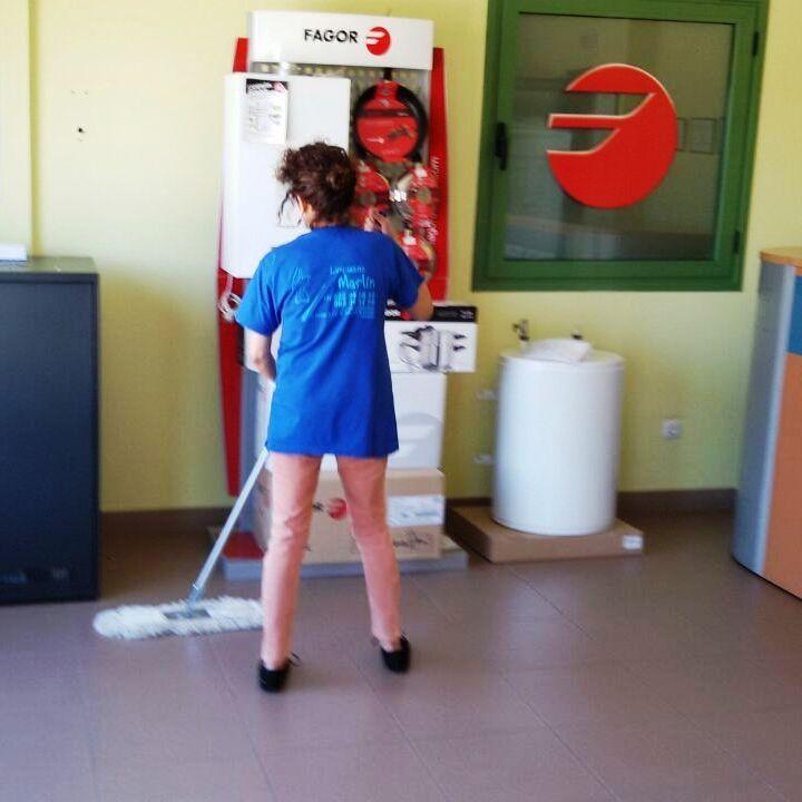 limpieza empresas Valladolid