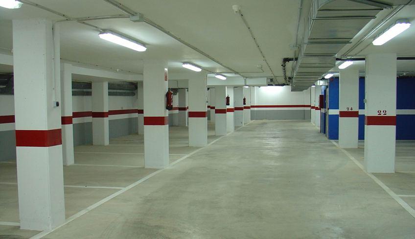 empresa limpieza de garajes